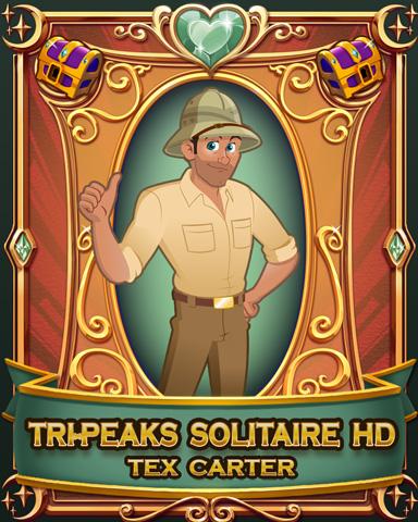 Tri-Peaks Solitaire HD Badge - Tri-Peaks Solitaire HD