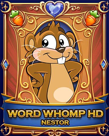 Word Whomp HD Badge - Word Whomp HD