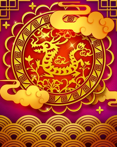 The Dragon Zodiac Badge - Jungle Gin HD