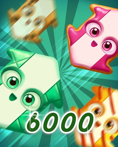 Arrow Cookie 6000 Badge - Cookie Connect