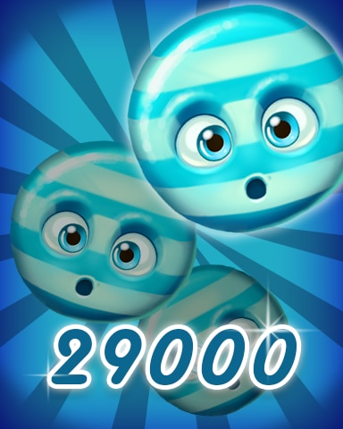 Blue Cookie 29000 Badge - Cookie Connect
