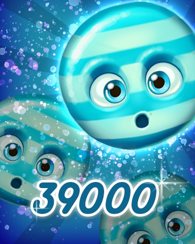 Blue Cookie 39000 Badge - Cookie Connect