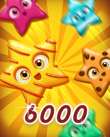 Star Cookie 6000 Badge - Cookie Connect