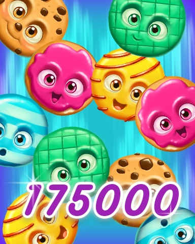 Cookie 175000 Badge - Cookie Connect