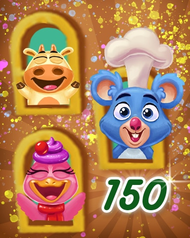 Customer 150 Badge - Cookie Connect
