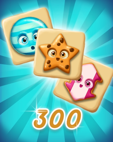 Cookiedough 300 Badge - Cookie Connect