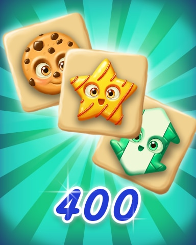 Cookiedough 400 Badge - Cookie Connect