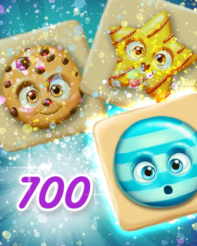 Cookiedough 700 Badge - Cookie Connect