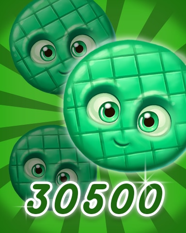 Green Cookie 30500 Badge - Cookie Connect