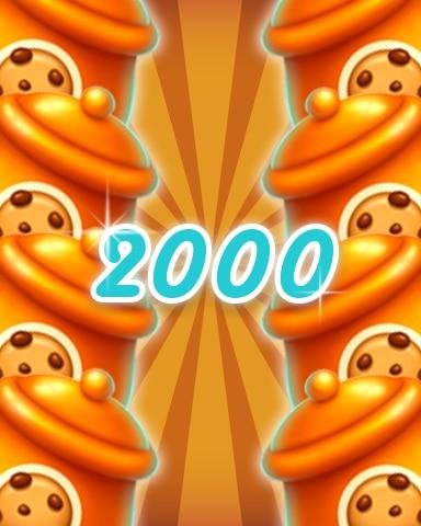 Cookie Jar 2000 Badge - Cookie Connect