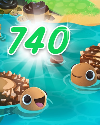 Level 740 Badge - Cookie Connect