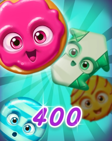5-Moves 400 Badge - Cookie Connect