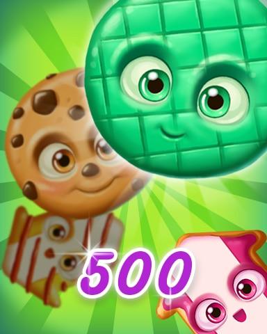 5-Moves 500 Badge - Cookie Connect