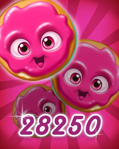 Red Cookie 28250 Badge - Cookie Connect