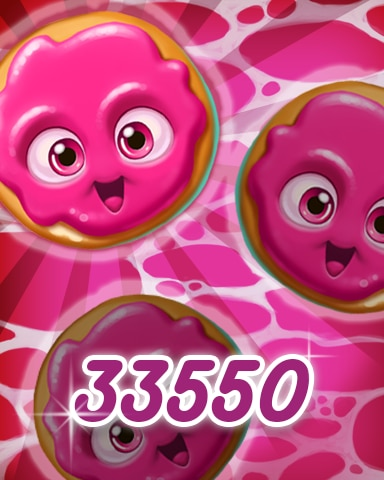 Red Cookie 33550 Badge - Cookie Connect