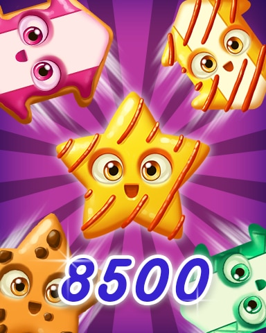 Cookie Power 8500 Badge - Cookie Connect