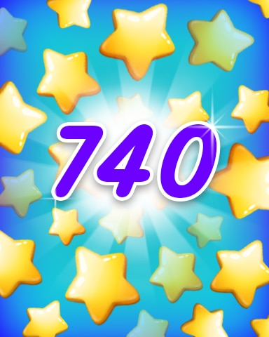 Stars 740 Badge - Cookie Connect