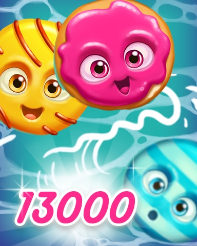 Move 13000 Badge - Cookie Connect