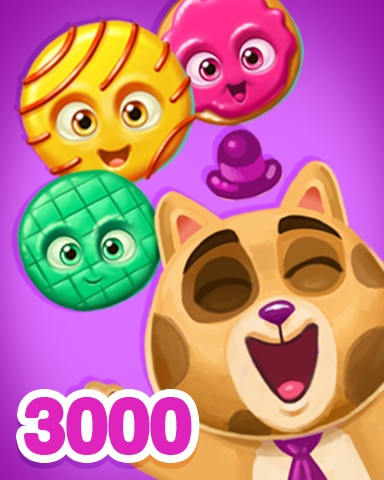 Move 3000 Badge - Cookie Connect