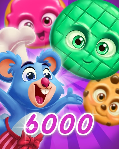 Move 6000 Badge - Cookie Connect