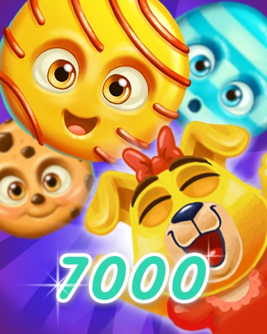 Move 7000 Badge - Cookie Connect