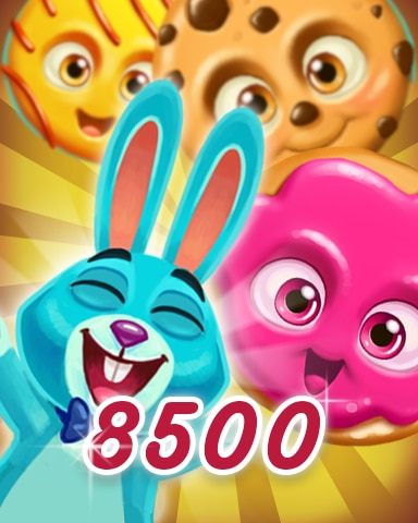 Move 8500 Badge - Cookie Connect