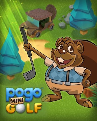 Meet Matt Badge - Pogo Mini Golf