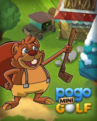 Meet Matty Badge - Pogo Mini Golf