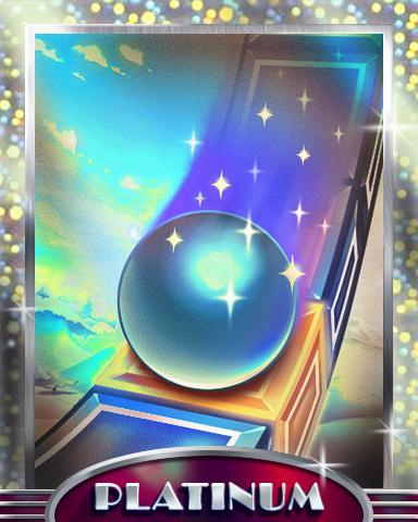 Perfect Slide Platinum Badge - Peggle Blast HD