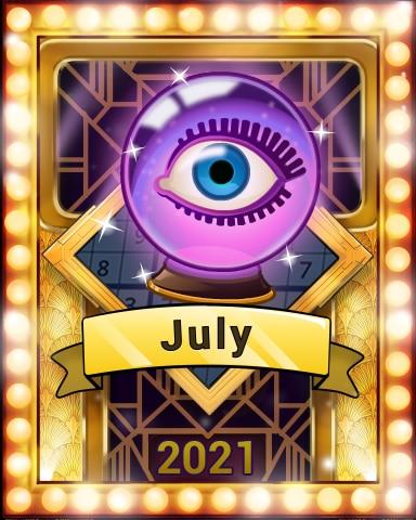 Pogo Sudoku Summer Victory Badge