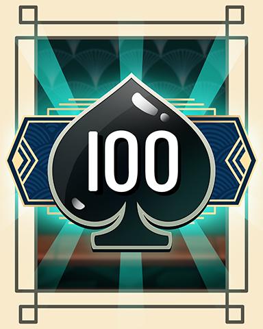 Trick Master Badge - Spades HD