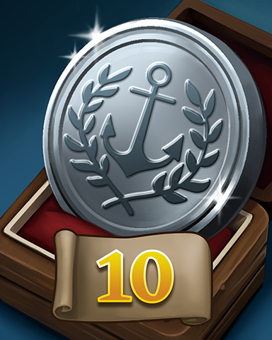 Boating Broker Badge - Thousand Island Solitaire HD
