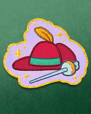 Pogo First-Rate Fencer Badge