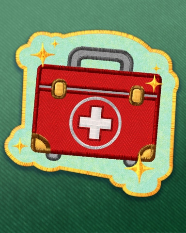 Pogo Masterful Medic Badge