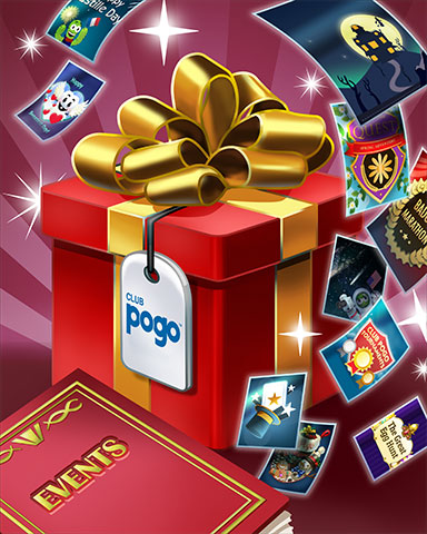 The Gift Of Events Badge - Mahjong Escape