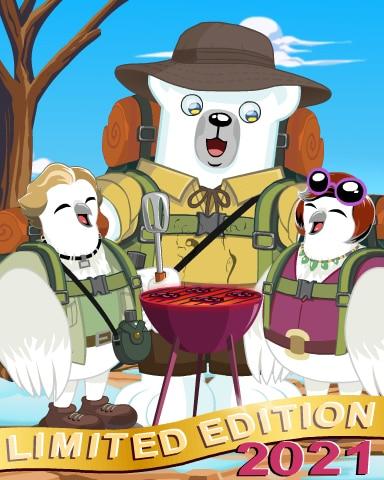 Pogo Outdoor Adventure Celebration Badge