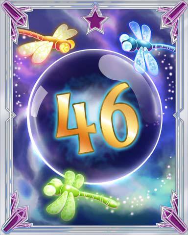 Magic Dragonfly 46 Badge - Canasta HD