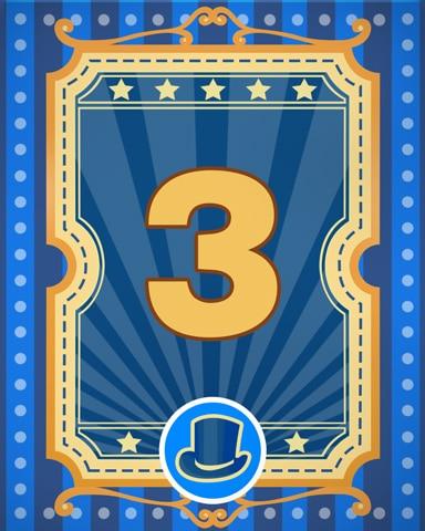 Spike's Showcase 3 Badge - Jungle Gin HD