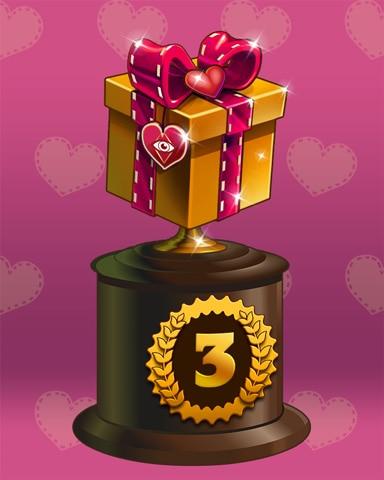 Gift Of Love Lap 3 Badge - Jewel Academy