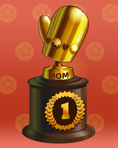 Marvelous Moms Lap 1 Badge - Cookie Connect