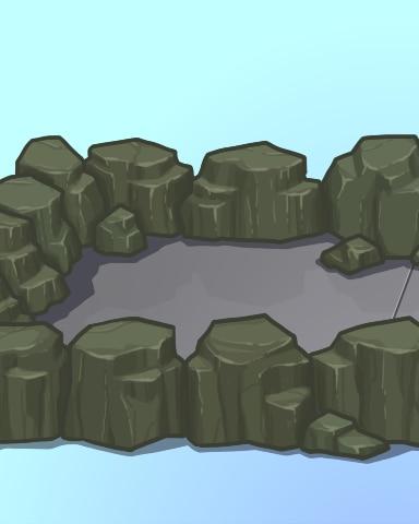 Jose Rocks! Badge - Quinn's Aquarium