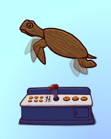 Take Control Badge - Quinn's Aquarium