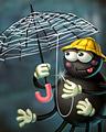 Winning Craft Badge - Rainy Day Spider Solitaire HD