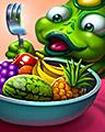 Fruit Salad Badge - Zuma's Revenge