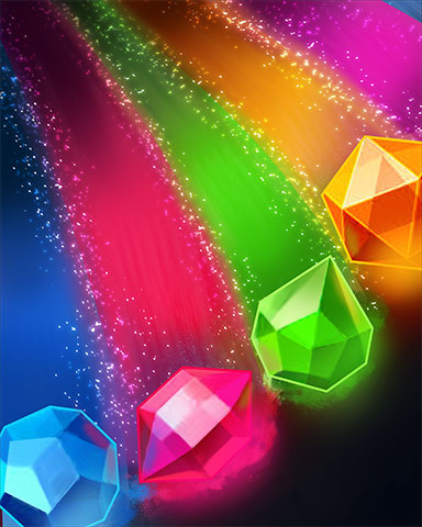Jewel Rainbow Badge - Jewel Academy