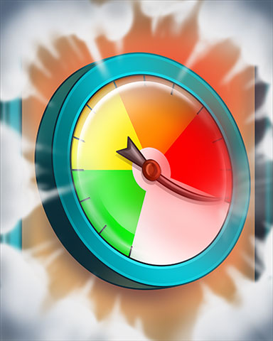 Rising Pressure Badge - Stack'em HD