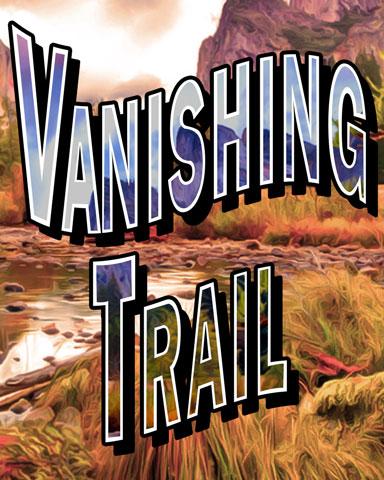 Hit The Trail Badge - Vanishing Trail