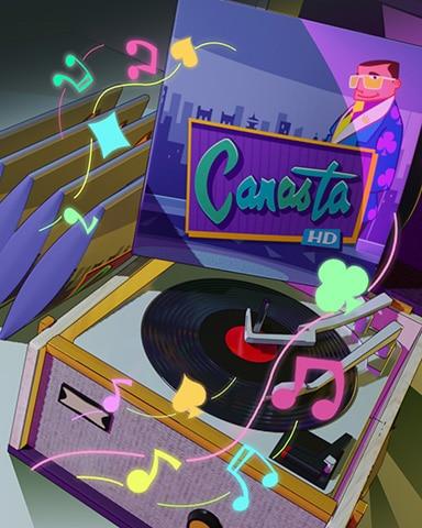 Playing The Hits Badge - Canasta HD