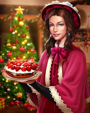 Claire's Cake Badge - Claire Hart: Secret In The Shadows