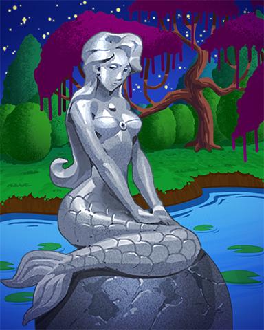 Academy Mermaid Badge - Jewel Academy